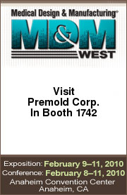 Premold Corp exhibits at MDM West